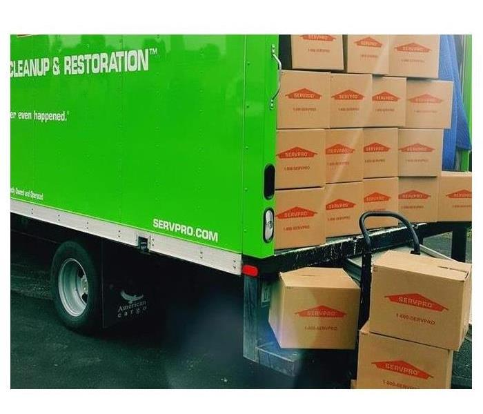 SERVPRO of Langley Has Your Valuables Covered