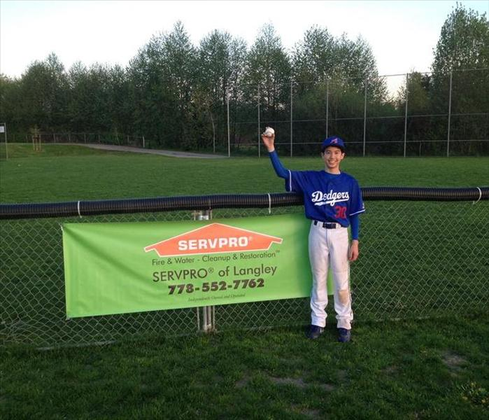 Community Proud Sponsor of Aldergrove Baseball