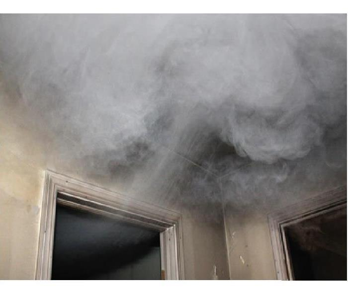 Fire Damage Ozone Treatment