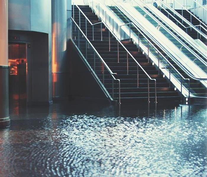 Commercial Your Commercial Building & Water Damage