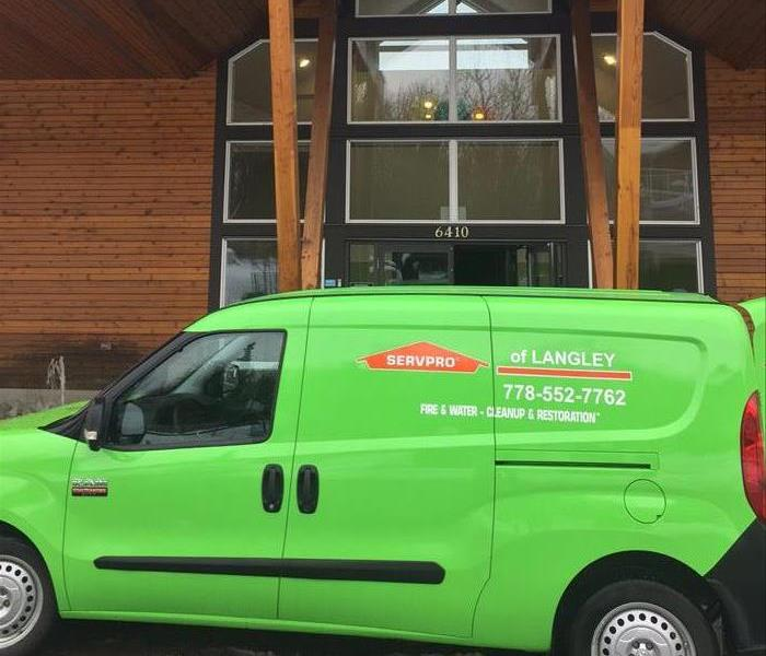 General For Immediate Service in Surrey, Call SERVPRO