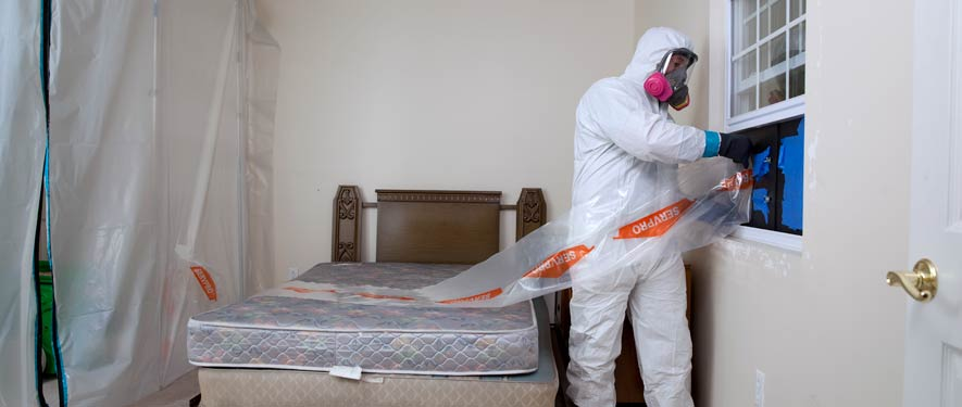 Langley, BC biohazard cleaning