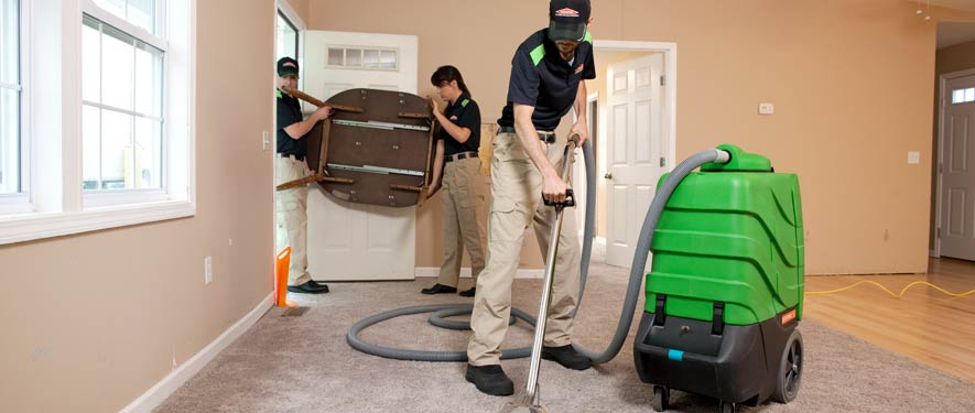 Langley, BC residential restoration cleaning
